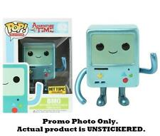 Adventure Time Metallic Exclusive Beemo Bmo Pop! Vinyl Figure No Sticker