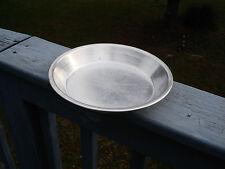 """VINTAGE 8"""" WEAR-EVER ALUMINUM PIE PAN No. 2831/2"""
