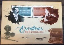 Costa Rica - Postfris/MNH - Sheet National Writers 2016 NEW!