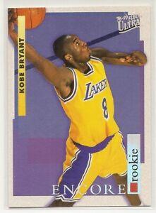 KOBE BRYANT 1996/97 FLEER ULTRA ROOKIE ENCORE CARD MINT SUPER RARE MASSIVE BV$$$