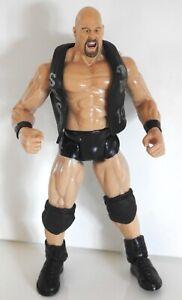 Stone Cold Steve Austin Jakks Pacific WrestleMania 17 X-Seven WWF Figure 2001