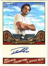 2011 Dwayne  De Rosario Upper Deck Goodwins Auto Autograph Card