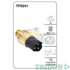 TRIDON FAN SWITCH FOR BMW 318iS 06/96-10/99 1.9L(M44B19)(Petrol) TFS241