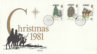 (47586) CLEARANCE GB Jersey Christmas - 29 September 1981