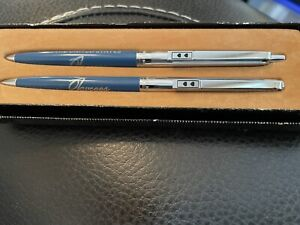 US Jaycees Paper Mate Pen Pencil Set