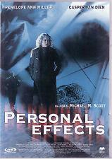 Personal Effects Dvd Sigillato