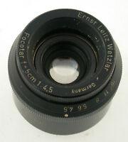 LEICA Focotar 4,5/50 50 mm F 4,5 35mm prime enlarging lens Focomat IIc Leitz M39