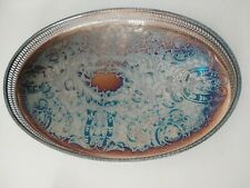 Vintage Viners Of Sheffield England Tray