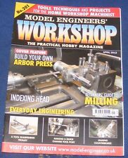 MODEL ENGINEERS WORKSHOP NO.201 APRIL 2013 - BUILD YOUR OWN ARBOR PRESS