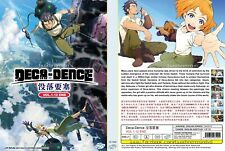 ANIME DVD~ENGLISH DUBBED~Deca-Dence(1-12End)All region+FREE GIFT
