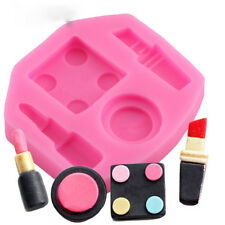 1Pc Makeup tool Shape For Cake Decorating Modeling 3D Silicone Fondant Cake Mold