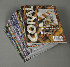 Coral Magazine, Pick and choose any 12 Issues