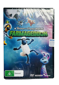 A Shaun The Sheep Movie - Farmageddon DVD - BRAND NEW + SEALED