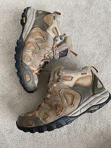 Mens Womens Boys North Face Goretex Hiking Walking Shoes Boots Size 8.5 EU42.5