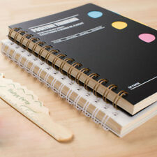 Creative Color 1pc Notebook Paper Journal Diary Hard Cover Planner Agenda Note