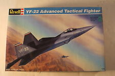USA Lockheed YF-22 Lightning II, 1/72 Revell kit 4461, 1993, Airplane Model Kit