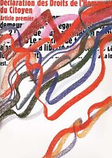 Affiche du Bicentenaire de la Révolution Française - MONSON-BAUMGART - 1989