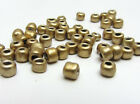 Light Gold Color 4MM 165pcs Loose Charm Glass Round Spacer Beads jewelry Crafts