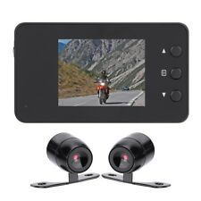 1080P Motorcycle Car Bike Dual Action Waterproof Camera Video DVR Camcorder DH