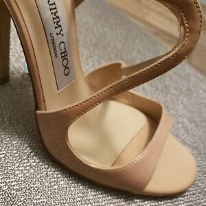 Jimmy Choo London Strappy Sandal London Made in Italy. Size 36