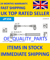 Ignition Wires Leads Set Kit Spark Plug Cables JP356 JANMOR for Nissan Toyota