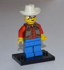 LEGO Jack Cowboy Minifigure