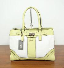 Unifarbene GUESS Damentaschen mit zwei Trägern und Fächern