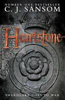 Heartstone, By C. J. Sansom,in Used but Acceptable condition
