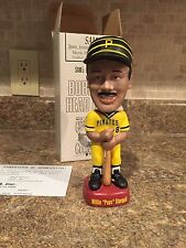 Willie Stargell SAM bobblehead nodder Pittsburgh Pirates Yellow uniform