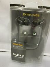 SONY MDRXB41EX New Extra Bass Earbuds - 13.5mm Driver: MDR-XB41EX
