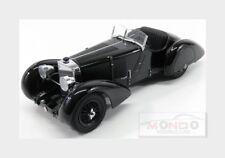 """Mercedes 710Ssk Spider Conte Trossi """"Black Prince"""" 1930 KK SCALE 1:18 KKDC180131"""
