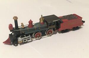 Bachmann N Gauge 4-4-0 American Steam Locomotive #119
