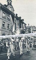 Waldshut am Hochrhein : Chilbi - Umzug - um 1960 -  N 27-20