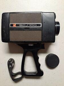 Vintage Super 8 SC/100 Camera