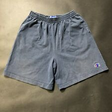 Vintage 90s Champion Authentic Athletic Apparel Sweat Shorts Sz XLarge Navy
