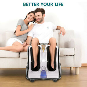 Human Touch Reflex Foot and Calf Massager - Perfect for Relaxation
