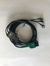 Physio Control Lifepak 1000 AED ECG Cable 3204273-007