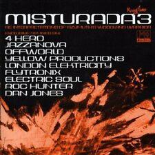 MISTURADA 3 = Jazzanova/Hunter/Flytronix/4Hero...= Finest NuJazz Grooves !!!