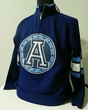 Toronto Argonauts Football Team Cardigan -Adult Size Large