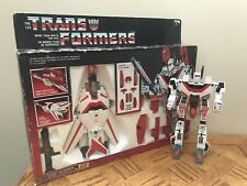 1985 Hasbro G1 Transformers Jetfire X2 Complete With Box Vintage