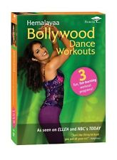 Hemalayaa: Bollywood Dance Workouts [3 Discs] (2009, DVD NIEUW)3 DISC SET