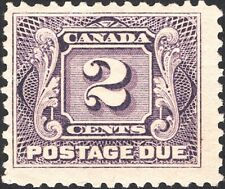 CANADA, 1906. Postage Due J2, Mint **