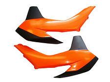 KTM  SPOILER  ARANCIO  NERO EXC 14 15  SX 13 14 COD.  7770805400004