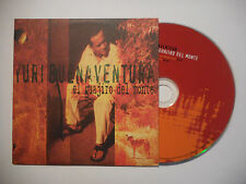 YURI BUENAVENTURA : EL GUAJIRO DEL MONTE ♦ CD SINGLE PORT GRATUIT ♦
