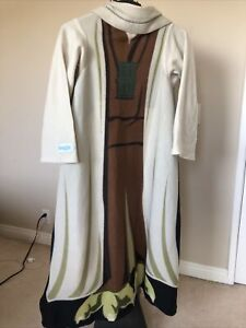 Disney Star Wars Youth Yoda Snuggie (The Blanket With Sleeves)