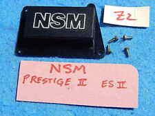 Nsm Prestige Ii Esii Cabinet Lid Nsm Logo Insert