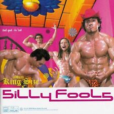 Silly Fools - King Size ( Cat. #: MM 0547001 / 2004 / 11 tracks / THAI ROCK)