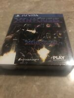 Xeno Crisis (Sony Playstation PS Vita). Play-Asia Limited Edition. Brand New.