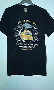 Pittsburgh Steelers Special Delivery Jerome Bettis Youth T-Shirt X-Large NWOT