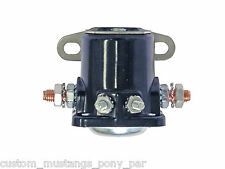 Ford Mustang Starter Solenoid 200 289 1966 66 FoMoCo GT Shelby GT350 CP FB Conv